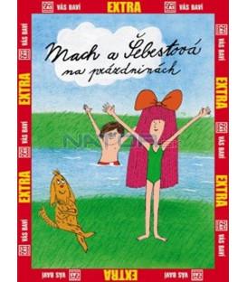 Mach a Šebestová na prázdninách DVD