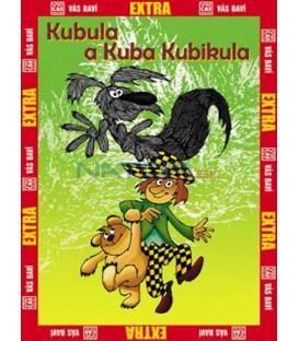 Kubula a Kuba Kubikula DVD