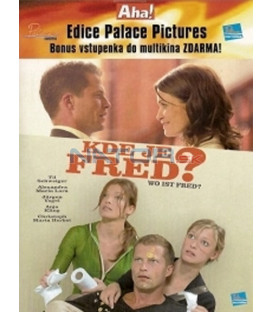 Kde je Fred? (Where Is Fred!?) DVD