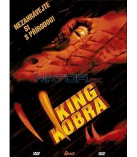 King Kobra / Královská kobra (King Cobra) DVD