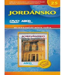 Nejkrásnější místa světa 25 - Jordánsko DVD