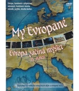 My Evropané (1. díl) - Evropa začíná myslet (Wir Europäer! - Europa beginnt zu denken (15. Jahrhundert) DVD