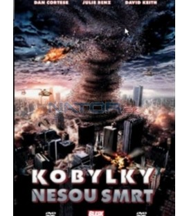 Kobylky nesou smrt (Locusts: The 8th Plague) DVD