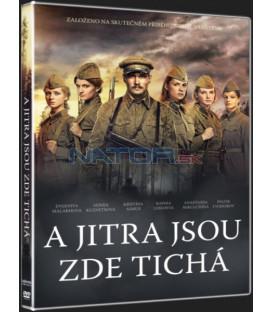 A JITRA JSOU ZDE TICHÁ  (2015) DVD
