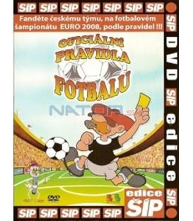 Oficiální pravidla fotbalu (The Official Rules of Football) DVD