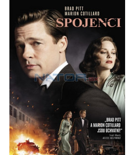 Spojenci (Allied) DVD