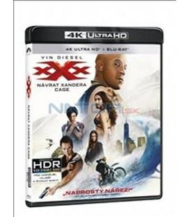 xXx: Návrat Xandera Cage (xXx: The Return Of Xander Cage) UHD+BD - 2 x Blu-ray