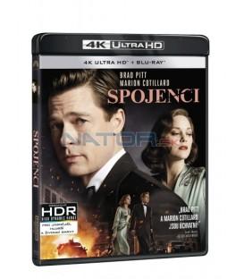 Spojenci (Allied)  UHD+BD - 2 x Blu-ray