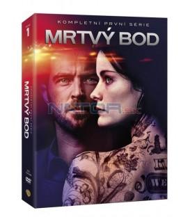 Mrtvý bod 1. série 5DVD (Blindspot Season 1 5DVD) DVD