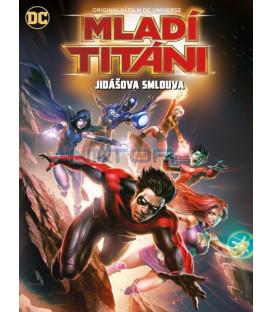 Mladí Titáni: Jidášova smlouva (Teen Titans: Judas Contract) DVD