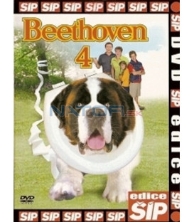 Beethoven 4 (Beethovens 4th) DVD