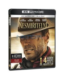 Nesmiřitelní (Unforgiven) UHD+BD - 2 x Blu-ray