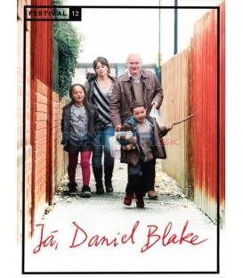 Já, Daniel, Blake (I, Daniel Blake) DVD