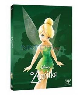 Zvonilka (Tinker Bell) Edice Disney Víly DVD