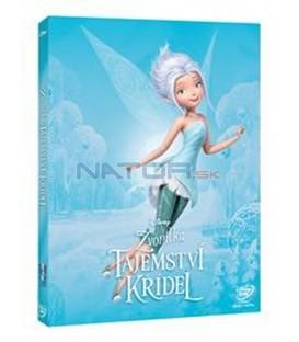 Zvonilka: Tajemství křídel (Secret of the Wings) Edice Disney Víly DVD