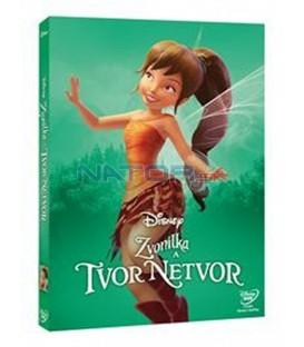 Zvonilka a tvor Netvor (Tinker Bell and the Legend Of The Neverbeast) Edice Disney Víly DVD