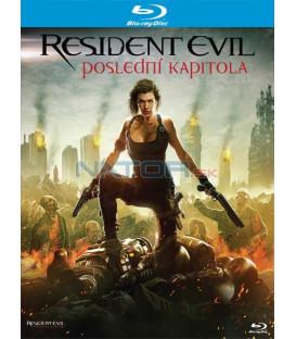 RESIDENT EVIL: POSLEDNÍ KAPITOLA (Resident Evil: The Final Chapte) Blu-ray