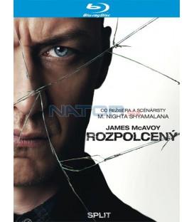ROZPOLCENÝ (Split) Blu-ray