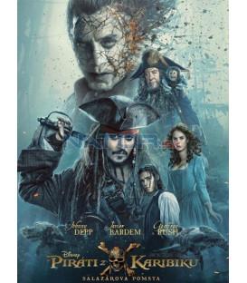 PIRÁTI Z KARIBIKU 5: SALAZAROVA POMSTA (Pirates of the Caribbean: Dead Men Tell No Tales) DVD