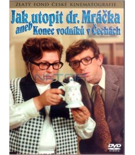 Jak utopit Dr. Mráčka aneb Konec vodníků v Čechách DVD