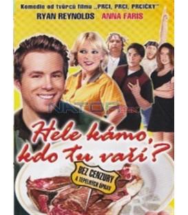 Hele kámo, kdo tu vaří? (Waiting...) DVD