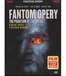 Fantom opery (Phantom of the Opera) DVD