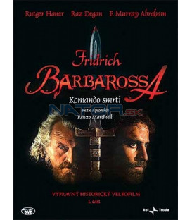Fridrich Barbarossa I. část (Barbarossa) DVD