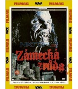 Zámecká zrůda DVD (Castle Freak)