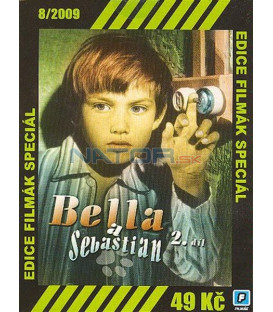 Bella a Sebastian - 2. DVD (Belle et Sébastien) DVD