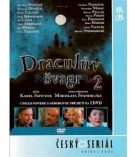 Draculův švagr 2 - díly 7 až 12 DVD
