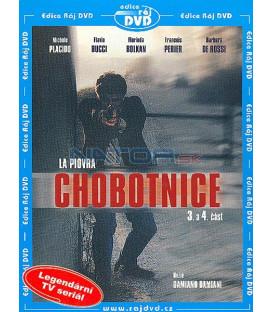 Chobotnice 1- 3. a 4. část (La Piovra) DVD