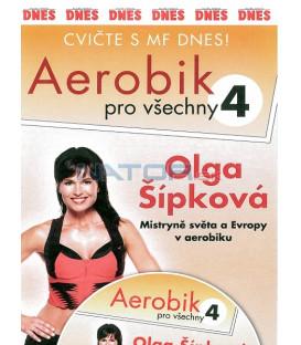 Aerobik pro všechny 4 - Olga Šípková DVD