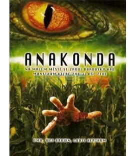 Anakonda (Lockjaw: Rise of the Kulev Serpent) DVD