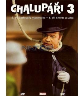 Chalupáři 3 DVD