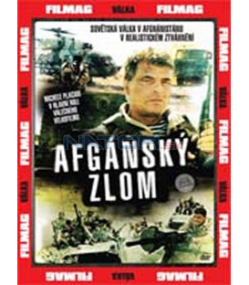 Afgánský zlom (Afganskij izlom) DVD