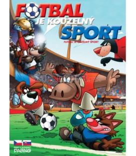 FOTBAL JE KOUZELNÝ SPORT (Magic Sport, Magic Sport 2) DVD