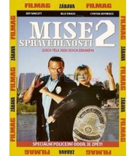 Mise spravedlnosti 2 DVD (Martial Law II: Undercover)
