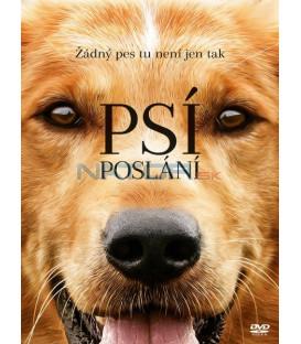 Psí poslání (A Dogs Purpose) DVD