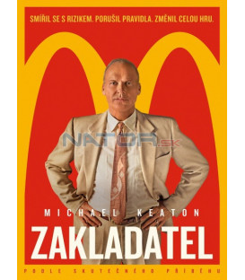 Zakladatel (The Founder) DVD