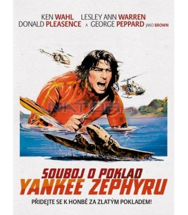 Souboj o poklad Yankee Zephyru (Race For The Yankee Zephyr) DVD