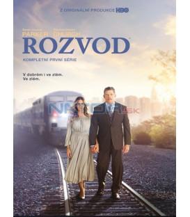 Rozvod 1. série 2DVD (Divorce) DVD