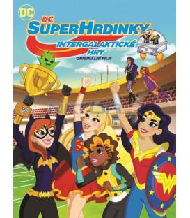 DC Superhrdinky: Intergalaktické hry (DC Super Hero Girls: Intergalactic Games) DVD