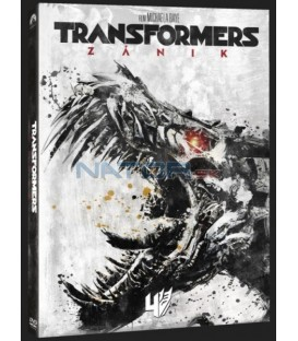 Transformers: Zánik (Transformers: Age of Extinction)  - Edice 10 let DVD
