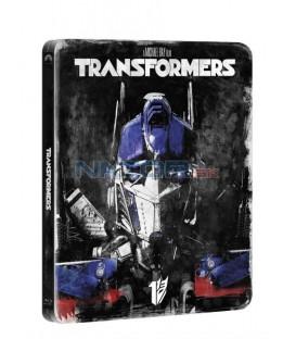 Transformers (Transformers)  Edice 10 let BLU RAY STEELBOOK