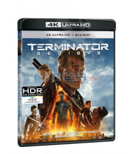 Terminator Genisys (Terminator Genisys) UHD+BD - 2 x Blu-ray