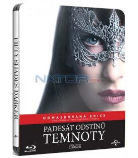 Padesát odstínů temnoty (Fifty Shades Darker) Blu-ray STEELBOOK