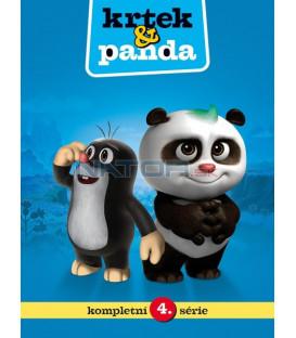 Krtek a Panda 4 (Krtek a Panda 4) DVD