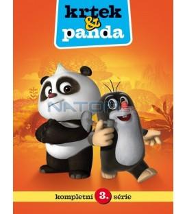 Krtek a Panda 3 (Krtek a Panda 3) DVD