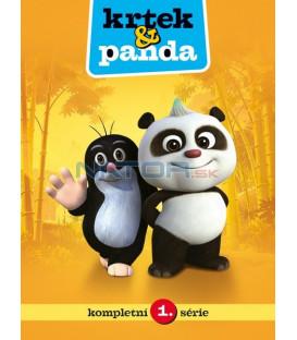Krtek a Panda 1 (Krtek a Panda 1) DVD