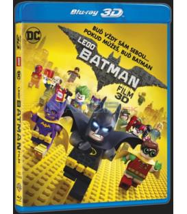 LEGO Batman Film (The LEGO Batman Movie) 3D+2D Blu-ray